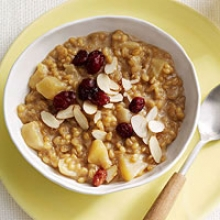 Apple Cinnamon Wheat Berries